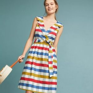NWOT MAEVE × ANTHROPOLOGIE CRICKET CLUB DRESS